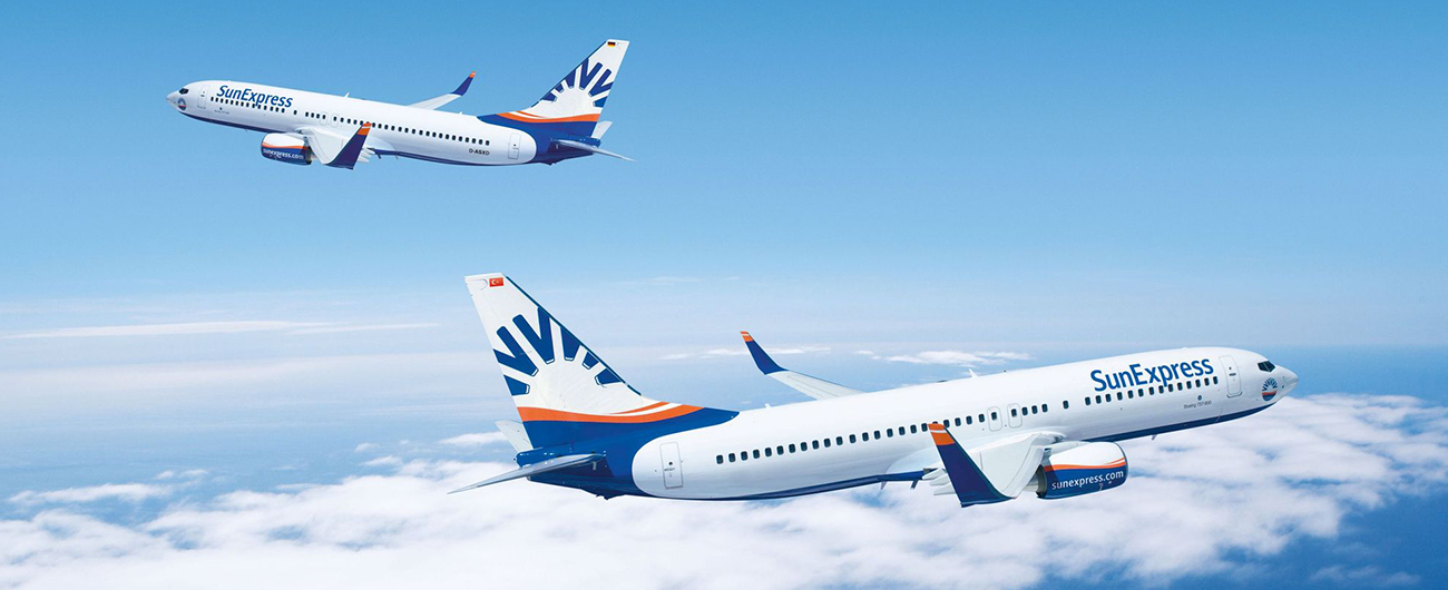 SunExpress launches domestic flights on June 1