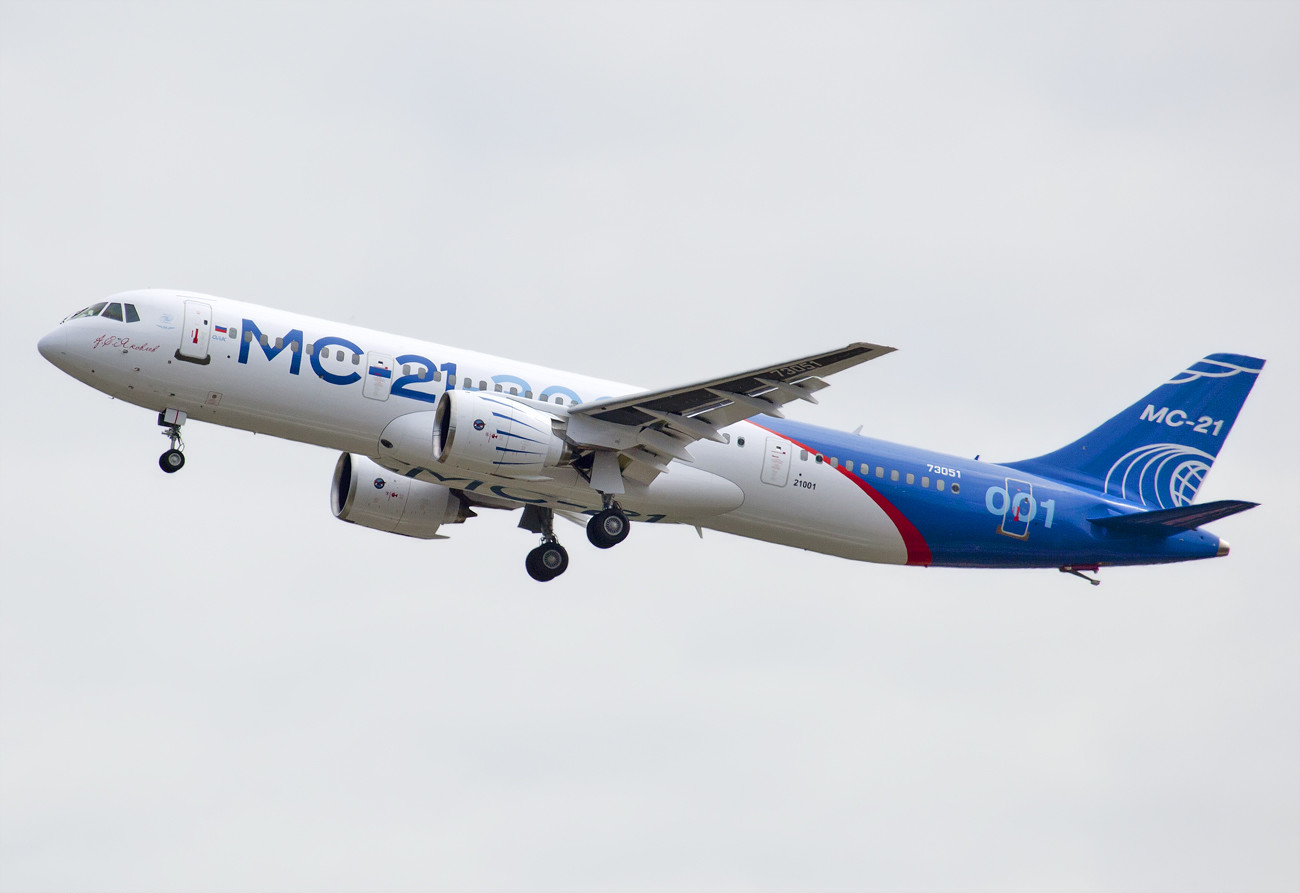 Future of MC-21 revolves around Russian protectionist measures