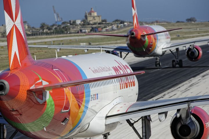Air Malta operates 1st full flight to Tunis, results ahead of expectations 31 July 2017