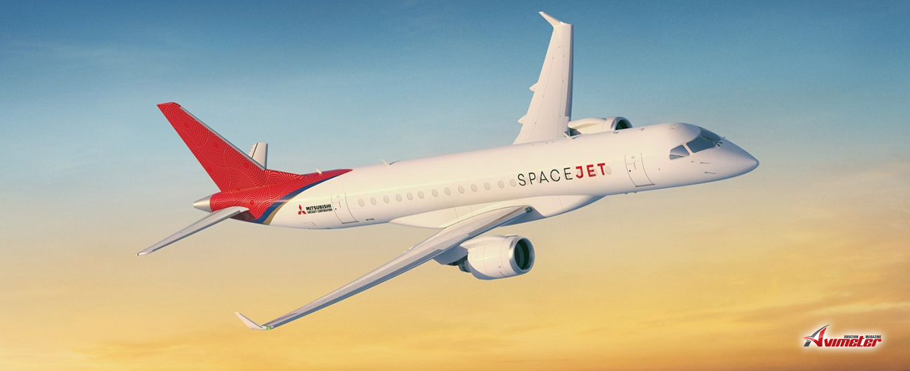 Mitsubishi Aircraft Corporation Announces an MOU with Mesa Airlines for 100 SpaceJet M100 Aircraft