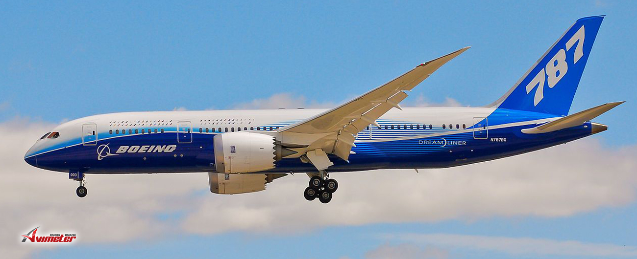 CALC Welcomes its First Boeing 787 Dreamliner Passenger Jets