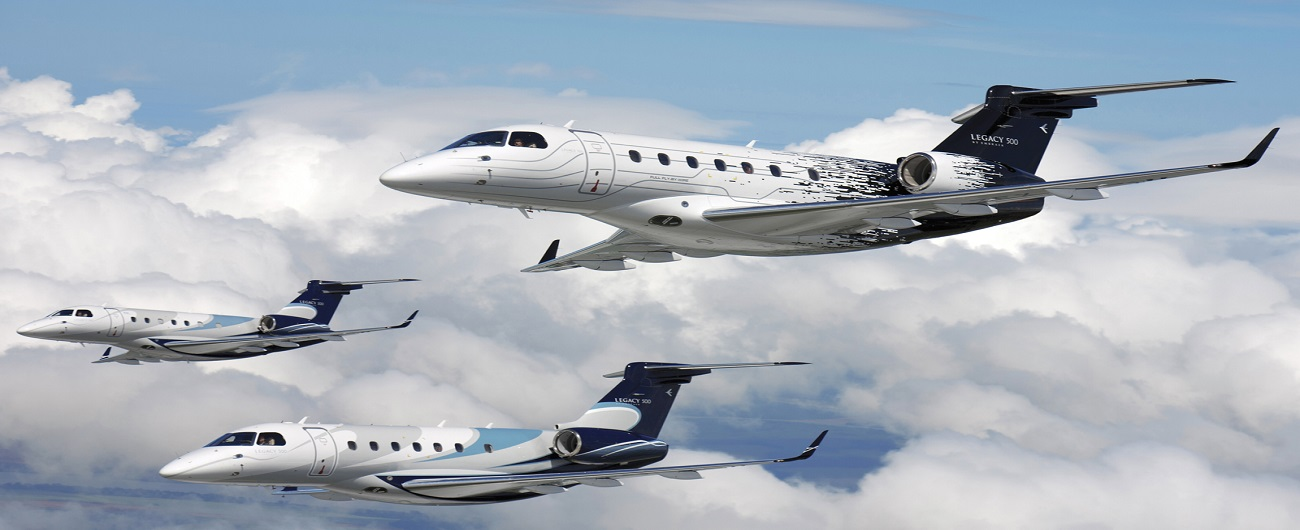 Embraer appoints CCO for Executive Jets business unit