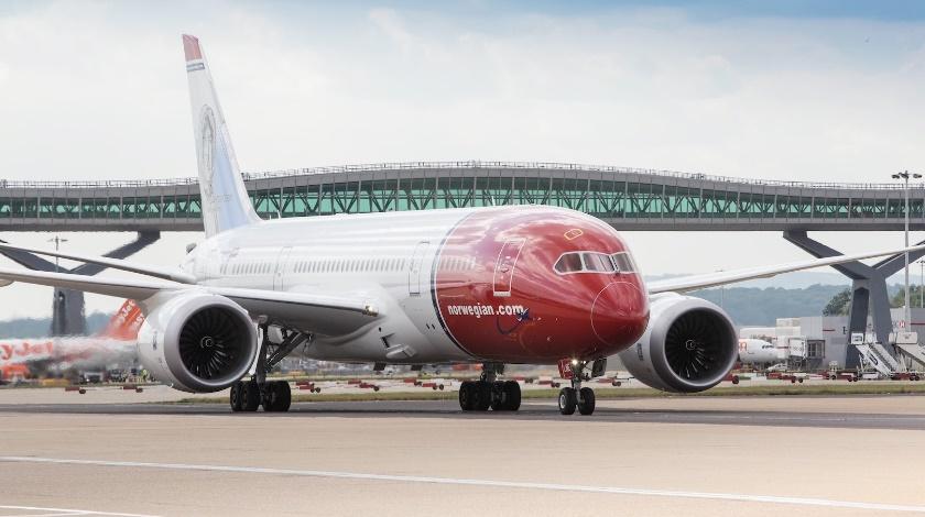 DOT Tentatively Approves Norwegian UK Air Permit