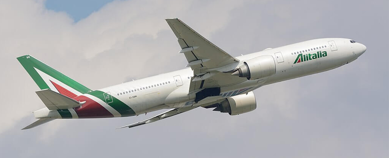 Alitalia resumes direct Rome New York services