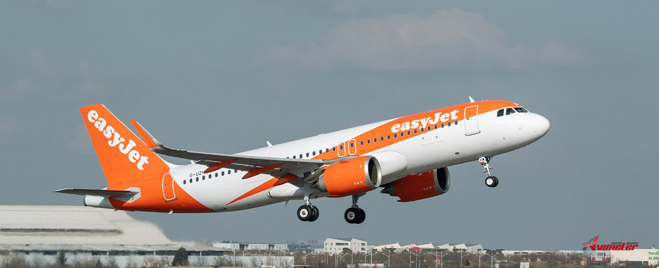 Airbus delivers first FANS-C equipped A320 to easyJet