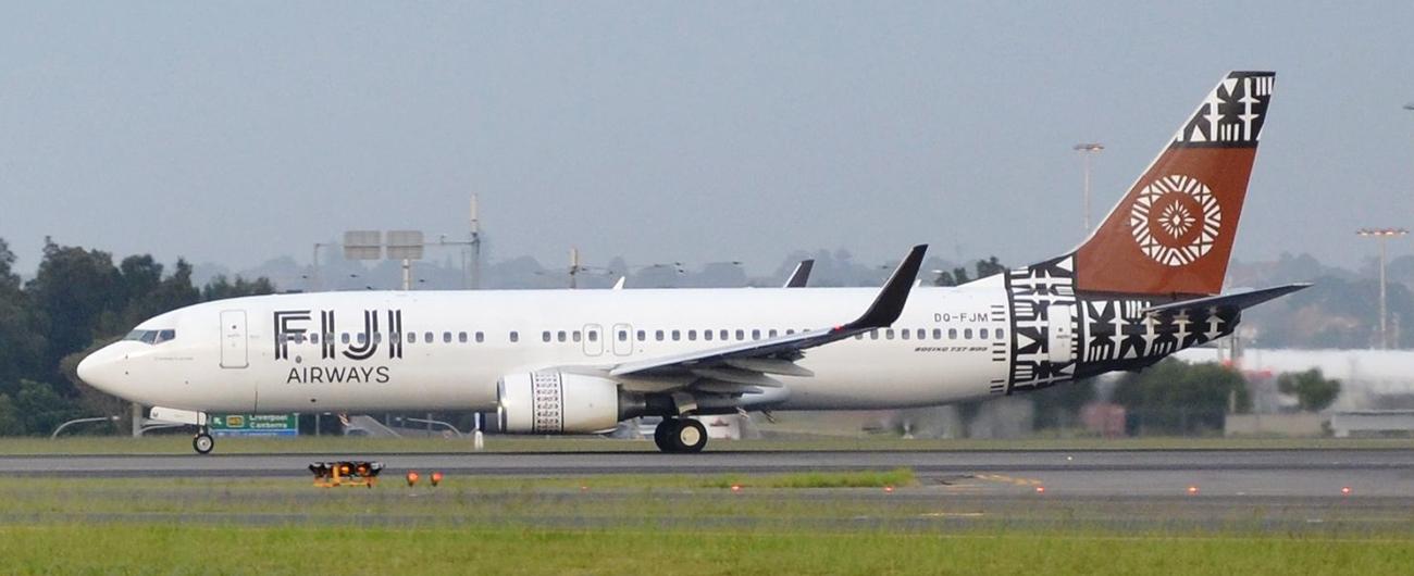 Fiji Airways Suspends 95% of International Flights in Response to COVID-19 Impact