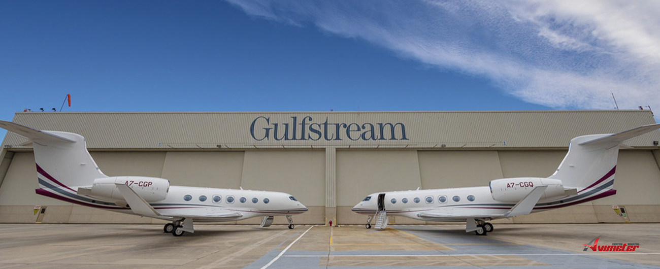 Qatar Executive takes delivery of first two G500s
