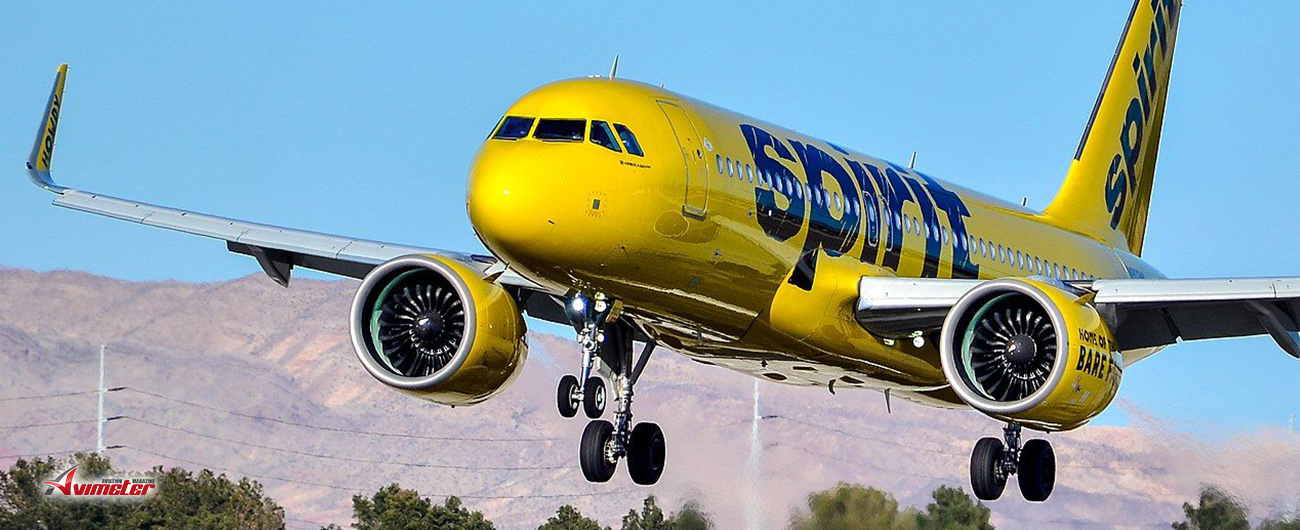 Smith, Gambrell & Russell Client Spirit Airlines Completes the Final of Six Airbus Aircraft Deliveries from Jackson Square Aviation