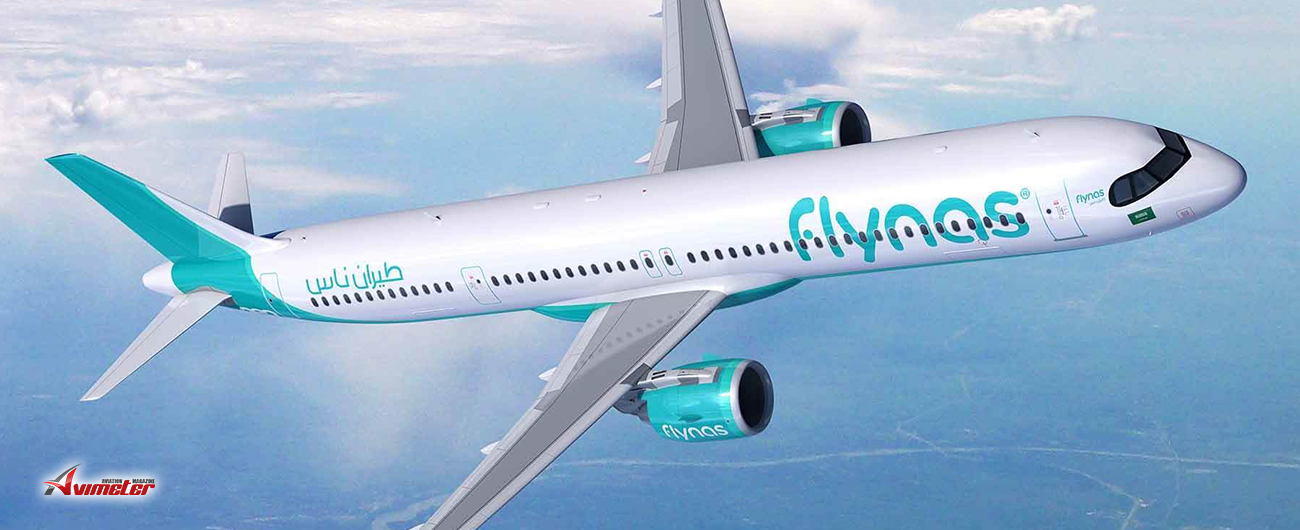 Flynas flies farther with the A321XLR