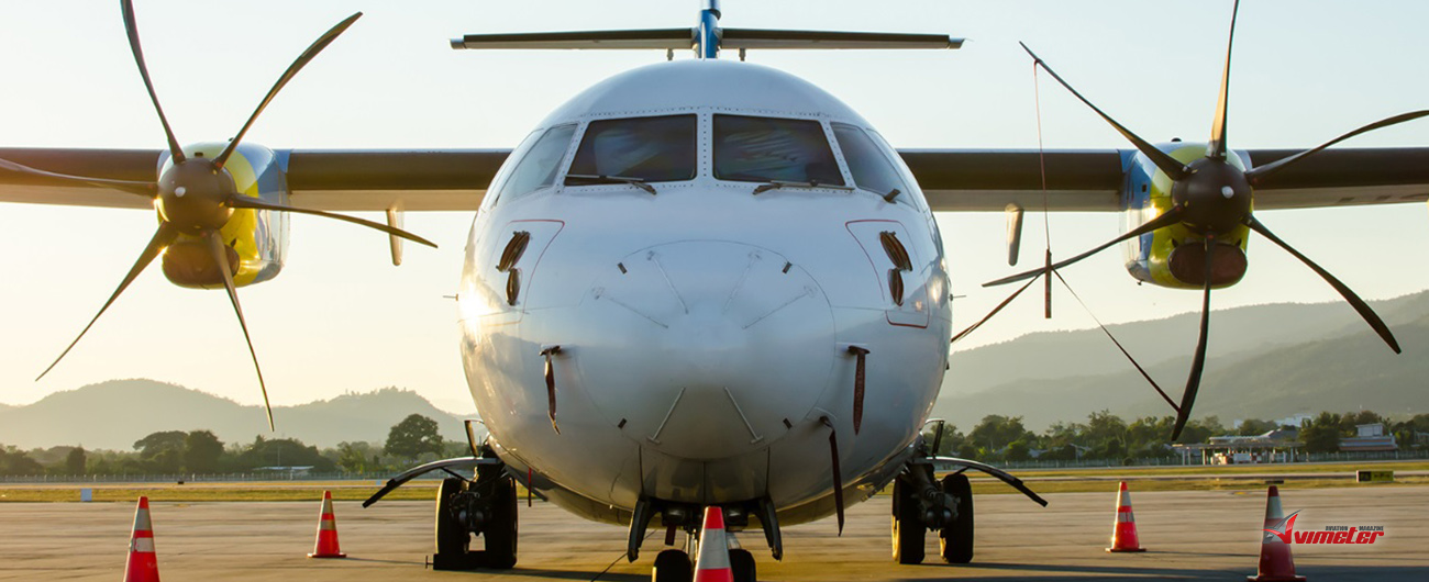 Aerotask has successfully facilitated Kam Air's acquisition of their second ATR 42-500