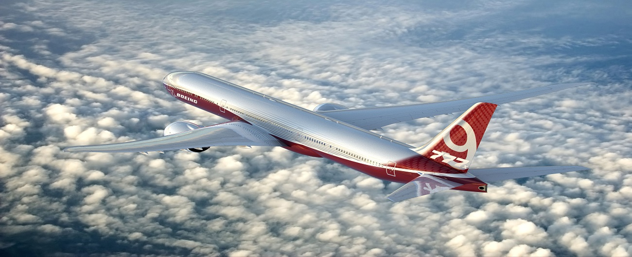 Boeing Helena site to support 777X production
