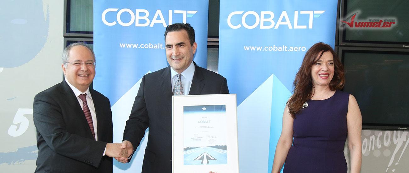 Cobalt Air Joins IATA At Membership Ceremony In Larnaca