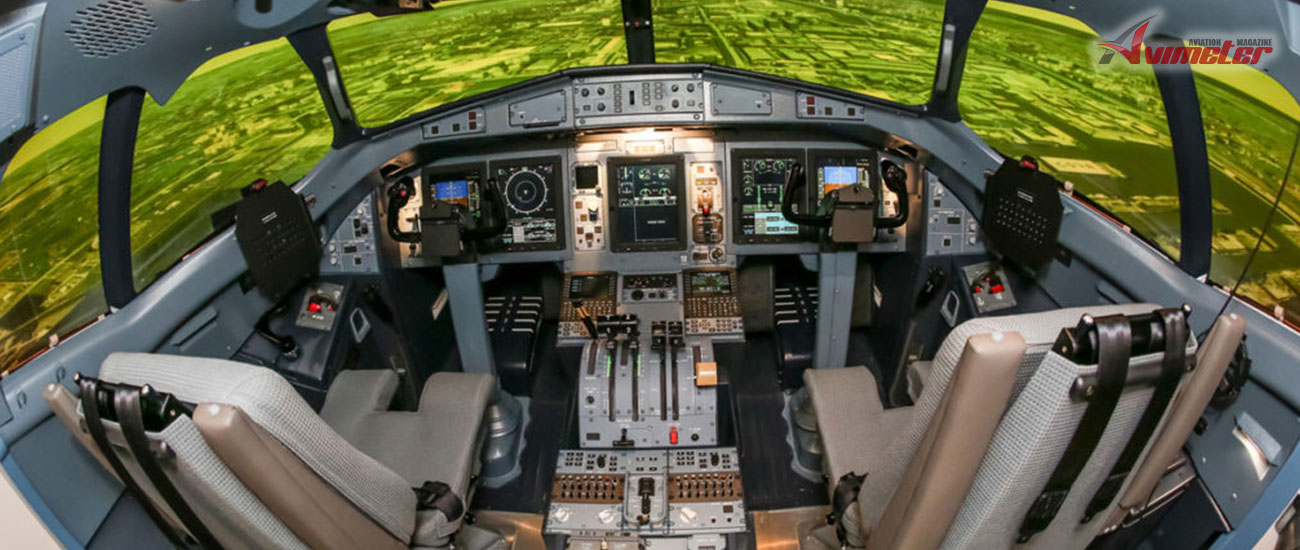 ATR Further Boosts Training Capacities as latest ATR 72-600 Full Flight Simulator in Toulouse Receives EASA Certification