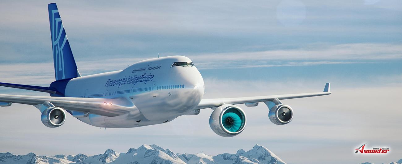 Beloved Qantas 747 becomes Rolls-Royce flying testbed