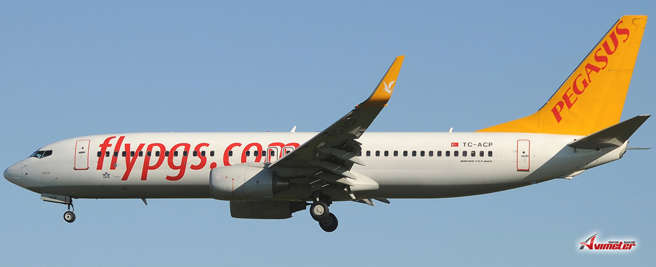 Pegasus Airlines signs exclusive engine maintenance deal with SR Technics