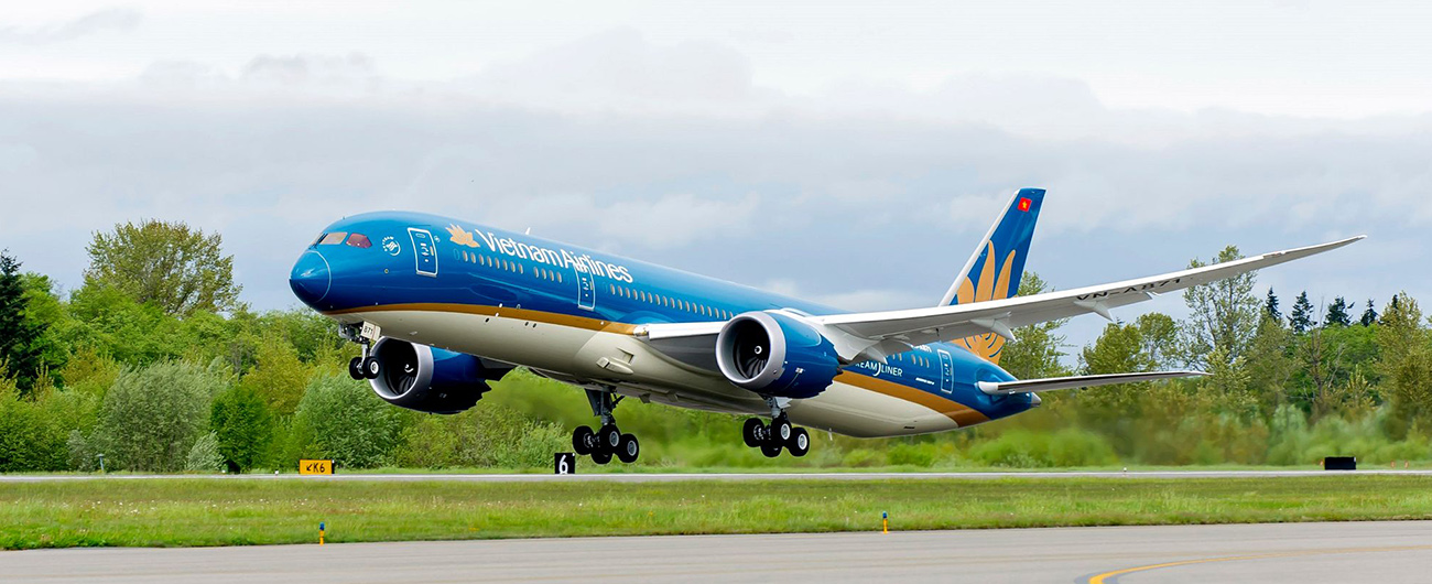 Vietnam Airlines Increases Operating Frequency of Wide-Body Aircraft on Hanoi - Ho Chi Minh City Route