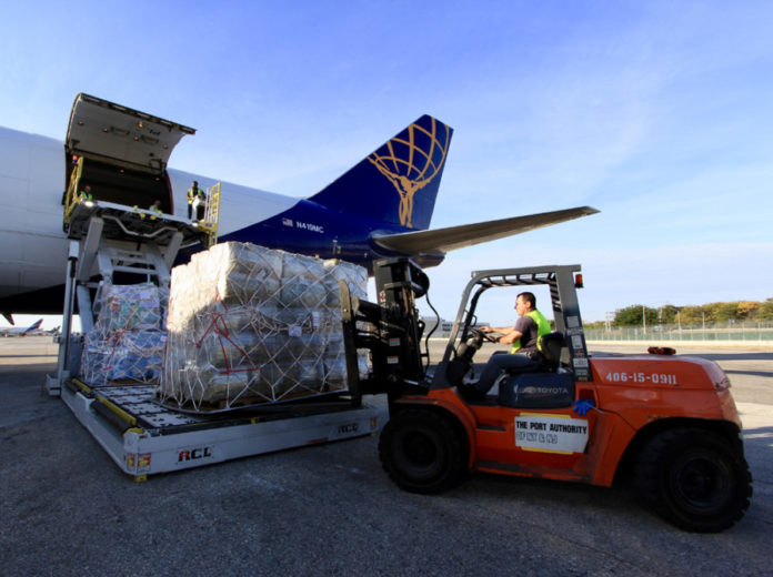 JetBlue and Atlas Air transport hurricane aid to Puerto Rico