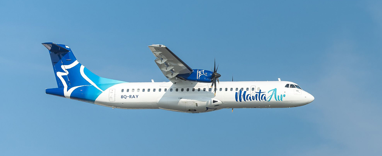 Manta Air: Temporary Route Suspension & Schedule Changes Due to COVID-19