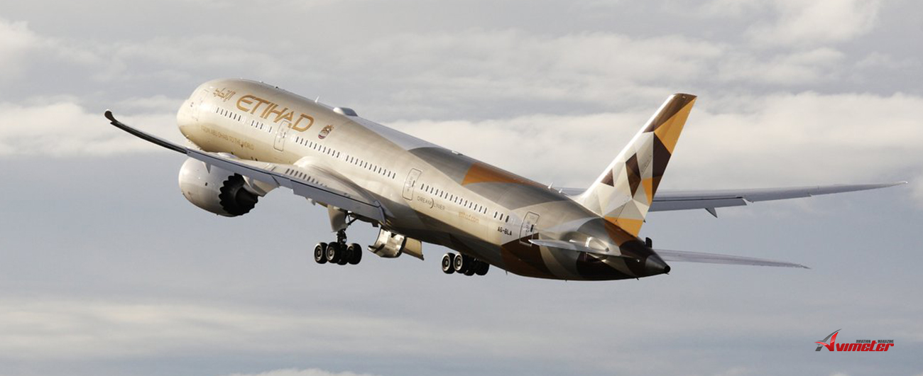 Etihad Airways Improves Core Performance in 2018 as Transformation Continues