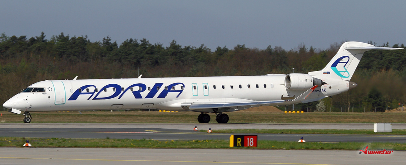 Adria: Cooperation with Carpatair and Nordica