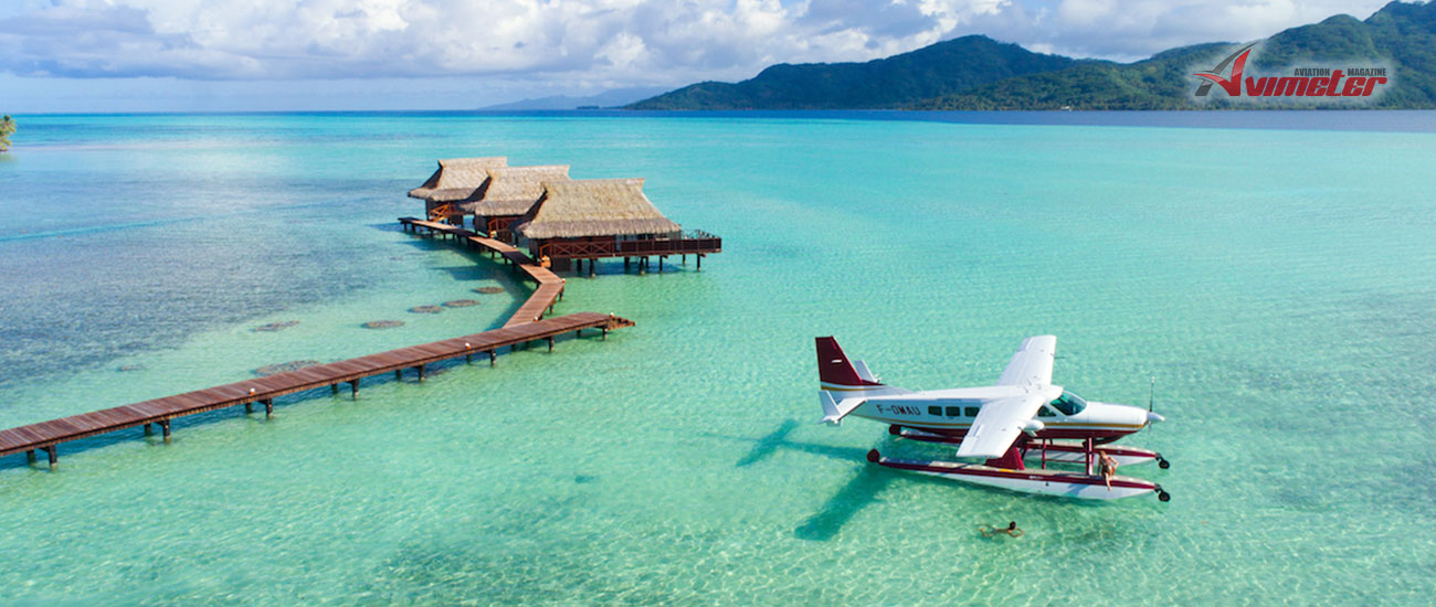 The ultimate seaplane experience by Tahiti Air Charter